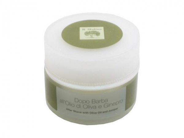 Quality Organic Olive Oil Aftershave Cream for Men by Il Molino for sale