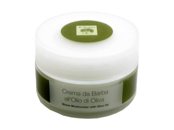 Quality Organic Olive Oil Shaving Cream for Men by Il Molino for sale