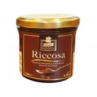 China Riccosa Milk Chocolate Hazelnut Spread by Slitti (150g) on sale