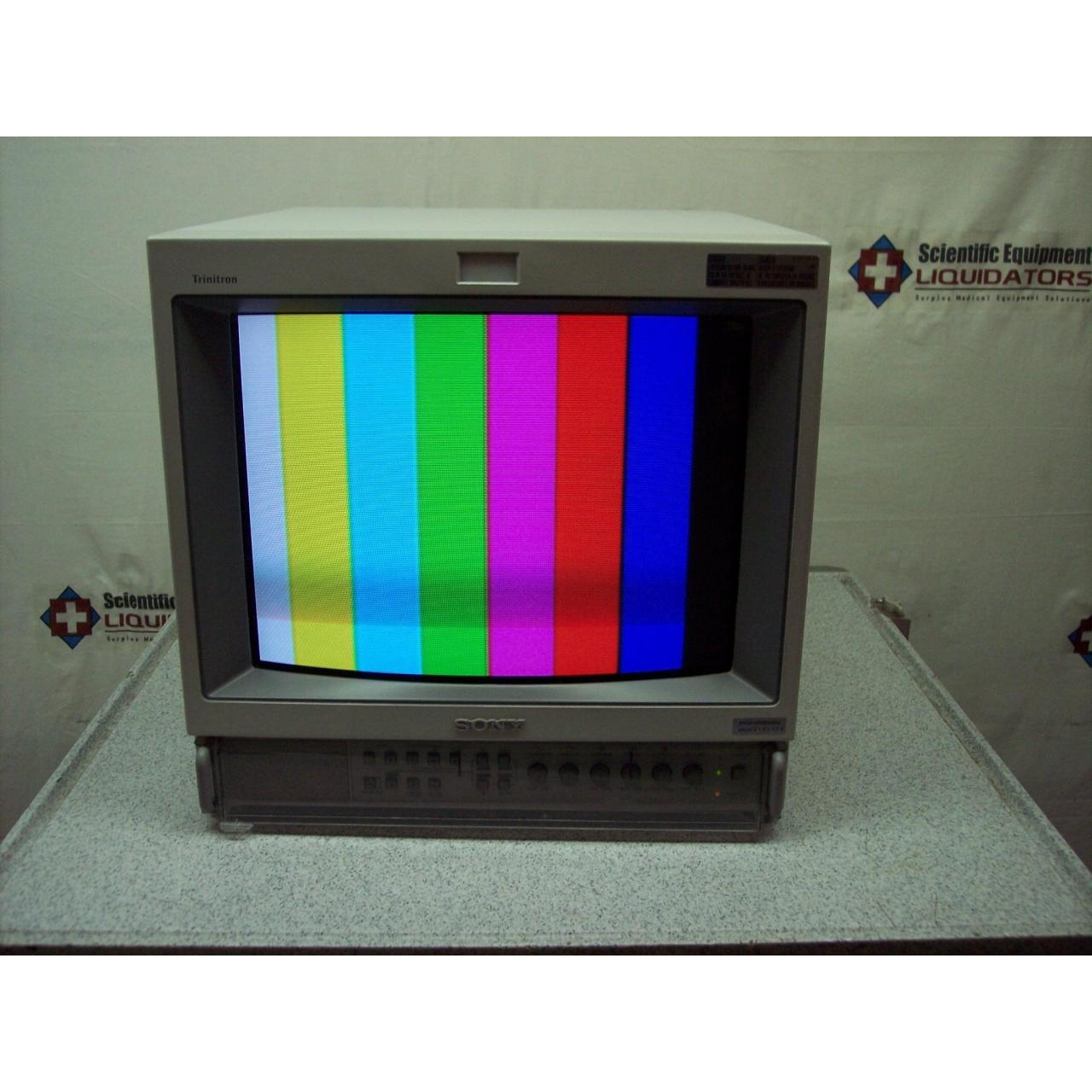 Sony PVM-14M2MDU Color Video Monitor