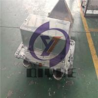 Buy cheap aluminum rotational molding cooler case mould from wholesalers