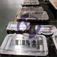 Buy cheap aluminum rotational molding lid mould from wholesalers