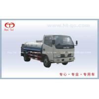 Water tank truck dongfeng light water truck Manufactures