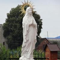 Marble Altar Cathedral Blessed Virgin Mary Mother Large Garden Statue on Sale Manufactures