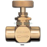 Generant 3000 Series Screwed Bonnet Needle Valve