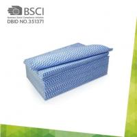 Spunbond Nonwoven Fabric 70% Viscose 30% Polyester 45gsm 30x60cm Red Yellow Blue Green
