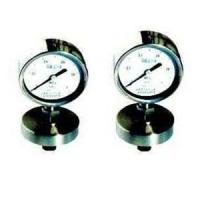 China YPF series anticorrosion diaphragm type pressure gauge on sale