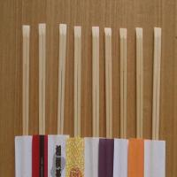 Hot Sell Disposable Bamboo Chopsticks In Bag Manufactures