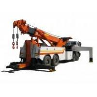 Dual Manual Controls Rotator Recovery Truck Manufactures