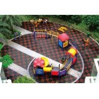 Outdoor Park Equipment Rubber Flooring for Playground