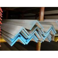 Angle steel Construction structural hot rolled hot dipped galvanized Angle Iron Equal Angle Steel Manufactures