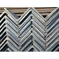 Angle steel Q235 Q345 SS400 S235 S275 equal angle steel Manufactures