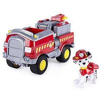 Quality Paw Patrol - Marshall's Forest Fire Truck Vehicle - Figure and Vehicle for sale
