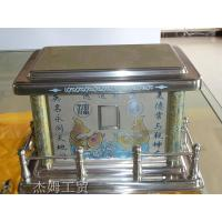 Buy cheap Titanium Cinerary Casket from wholesalers