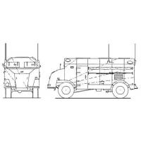 Buy cheap AEC Dorchester Armoured Command Vehicle from wholesalers