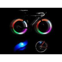 RGB Bike Cycling Wheel Spoke LED Lights Lamps Safety Light Set Manufactures