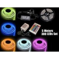 5050 LED Strips / Controller Set (17) Product Code: LE5059 Availability: In Stock Manufactures