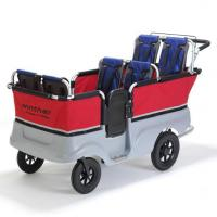 Buy cheap Standard Winther Turtle Kiddy Bus - 6 Seat, Six Passenger Pram, 6 Child Buggy from wholesalers