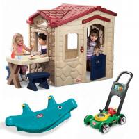 Playhouses Picnic on the Patio Playhouse Bundle Manufactures