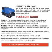 Forklift Parts For Sale American Lincoln Part Manufactures
