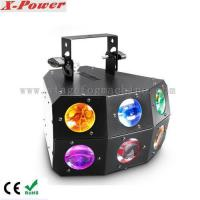 China New Moonflower LED Derby Light Matrix Beam Effect DMX Sound Active on sale