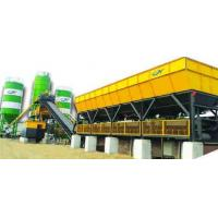 Concrete Batching & Twin-Shaft Mixing Plant (ATS Series)