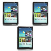 Lot 3X Clear LCD Screen Protector Film for Samsung Galaxy Tab2 10.1 P5100 P5110 Manufactures