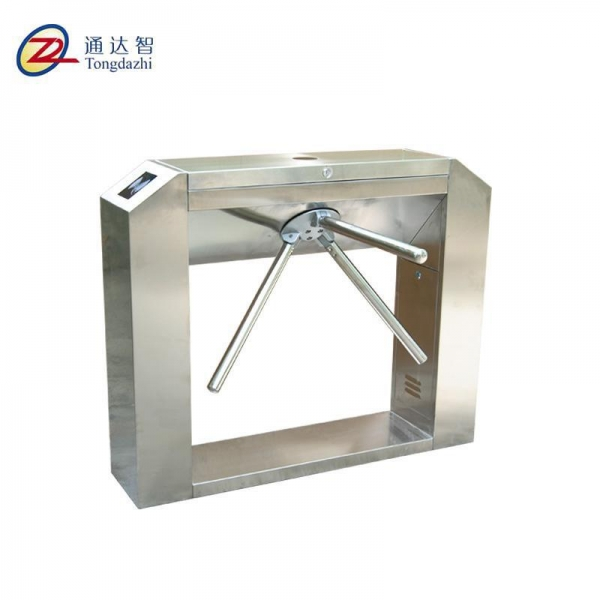 Quality tripod turnstile 316 Stainless Steel Mirror Waterproof Tripod Turnstile For Factory for sale