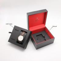 Big fashion luxury wirst pu leather watch box for watch and strap Manufactures