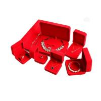 Buy cheap High quality Luxury fashion mini velvet Jewelry box from wholesalers