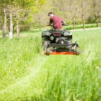 China ATV Attachments DR Finish Mower on sale