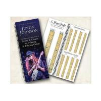 China Justin Johnson's Scales & Chords Book for 3 & 4 String Guitar on sale