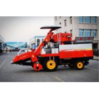 Quality 4YZP-2 Type Corn Combine Harvester for sale