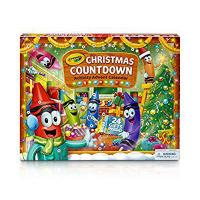 Crayola 04-6808-U-000 Christmas Advent Calendar Kit by Crayola Manufactures