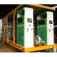 China High Pressure Gas Cylinder Circulating CNG Station on sale