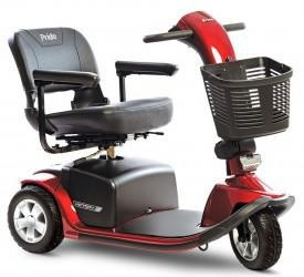 Quality Mobility Scooter Pride Victory 10 Three wheel for sale