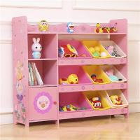 Buy cheap kids toy storage rack baby Easy Assemble Childre from wholesalers