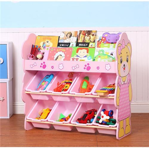 Quality kids toy storage rack Kids' Toy Storage Organiz for sale