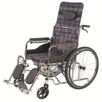 Buy cheap Fully Reclining Lightweight Wheelchair from wholesalers