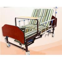 Three Function Manual Hospital Bed Manufactures