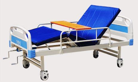 Quality Hospital Bed with Wheels for sale