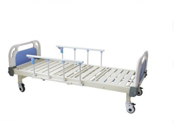 Quality Double Function Manual Hospital Bed for sale