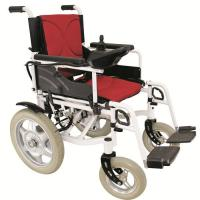 Buy cheap Disabled Drive Electric Wheelchair from wholesalers
