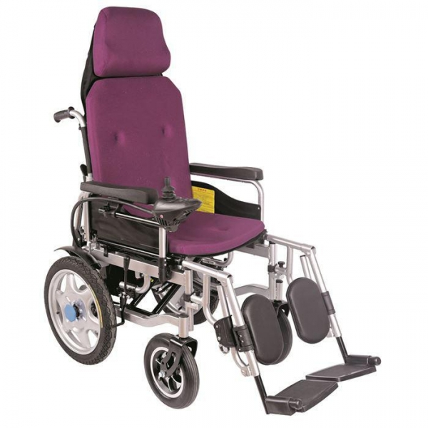 China Full Intelligent Drive Electric Wheelchair