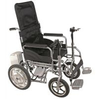 Buy cheap Dual Motors Drive Electric Wheelchair from wholesalers