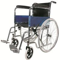 Buy cheap Chrome Plated Lightweight Wheelchair from wholesalers