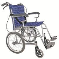 Quality Portable Ultralight Wheelchair for sale