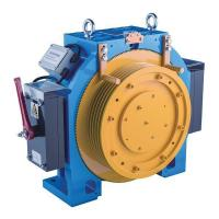 China Elevator Gearless Traction Machine on sale