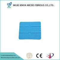 China Embossed Logo Microfiber Lens Cloth on sale