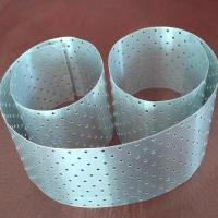 Buy cheap Aluminum Strips With Holes from wholesalers